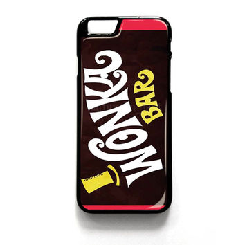 Wonka Bar Golden Ticket iPhone 4 4S 5 5S 5C 6 6 Plus , iPod 4 5  , Samsung Galaxy S3 S4 S5 Note 3 Note 4 , and HTC One X M7 M8 Case