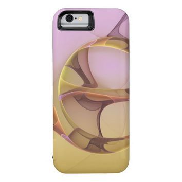 Abstract Motions Modern Fractal Art iPhone 6 Case