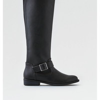 AEO Tall Riding Boot, Black