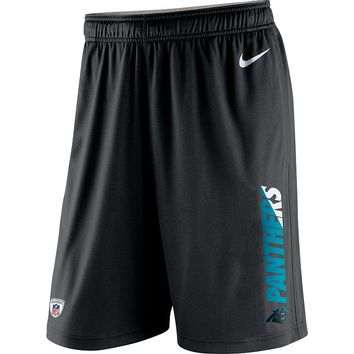 Nike Carolina Panthers Practice Fly 3.0 Shorts