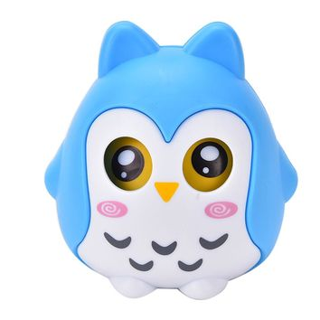 1pcs Saving Cash Money Coin Box For Children Kids Gifts Cute Plastic Animal Owl Piggy Bank Collection Boxes Novelty Toys