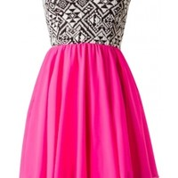 Sweetheart Strapless Dress-$29!