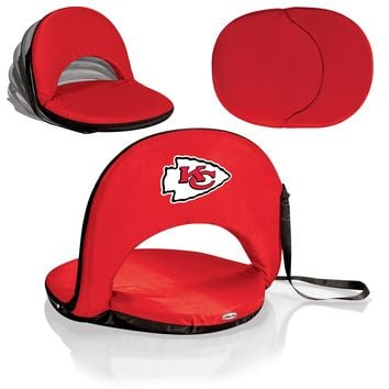 Kansas City Chiefs 'Oniva' Portable Reclining Seat