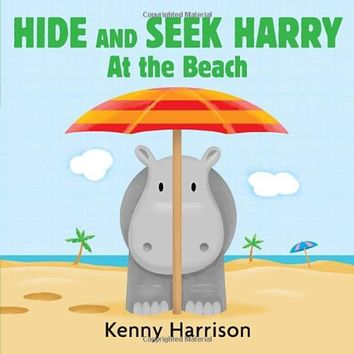 Hide and Seek Harry at the Beach Board book – May 13, 2014