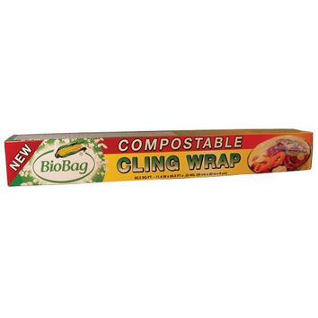 Biobag Cling Wrap - Case Of 12