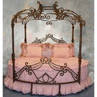 Baby Furniture & Bedding Windsor Round Bed