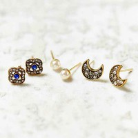 City Venture Earring Set-