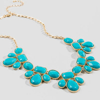 Jane Statement Necklace