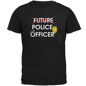 PEAPGQ9 Graduation - Future Police Officer Mens T Shirt