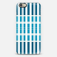 Turquoise and Egyptian Blue iPhone 6 case by Christy Leigh | Casetify