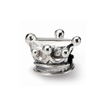 Sterling Silver Reflections Kids Jester Hat Bead