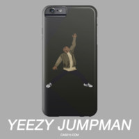 Kanye West Yeezy Jumpman IPhone 5 6 6s Plus Galaxy s5 s6 Phone Case - Case15