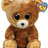 Ty Beanie Boos 6 Inch Plush - Honey bear