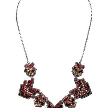 Suzanna Dai 'Zocalo' Frontal Necklace | Nordstrom