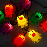 Domo Colorful Party String Lights