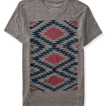 Tribal Print Graphic T