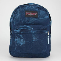 Jansport Stormy Weather Backpack Overdye Blue One Size For Men 22383684201