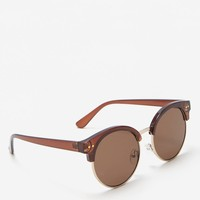 Retro style sunglasses - Woman | MANGO Ireland