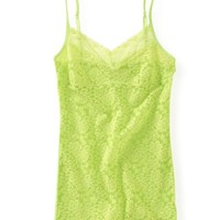 Lace-Front Cami