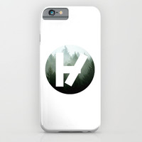 Twenty One Pilots trees iPhone & iPod Case by Van De Nacht