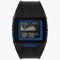 Nixon The Lodown Ii Watch Black/Blue One Size For Men 25717718401