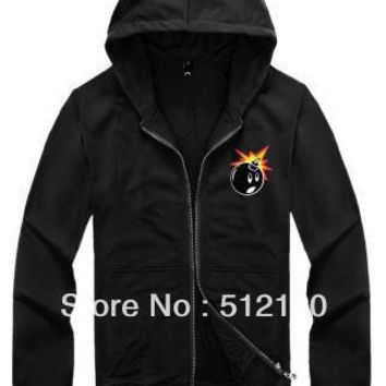 Free Shipping 2015 new arrival the hundreds sweatshirt for winter fleece hoodie the hundreds cardigan hooded 7 color