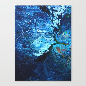 Organic.2 Canvas Print by DuckyB