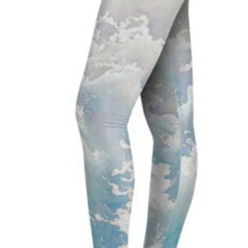 Tossed Queen West Leggings by Kozyndan | Nuvango