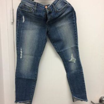 Joe'S The Blondie Icon Midrise Skinny Ankle Jeans Woman'S Cooper S: 31