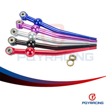 PQY RACING- High performance Short shifter for Honda CIVIC/CRX 1988- 2000 (Red,Blue,Black,Silver,Purple) PQY- SFT9231