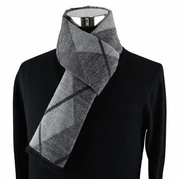 Men's Cashmere Winter Scarf