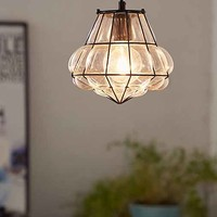 Magical Thinking Blown Glass Pendant Light