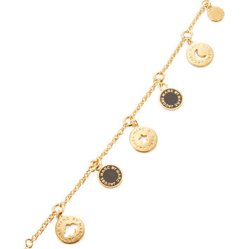 Marc by Marc Jacobs Jewelry Women's Cutout Cosmic Coins Station Bracelet