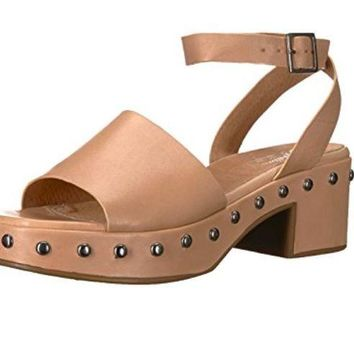 LMFYW3 Seychelles Spare Moments Heeled Sandals Vacchetta