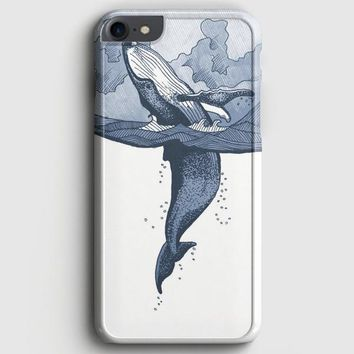 Whale Illustration iPhone 7 Case | casescraft