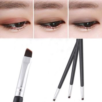 Angled Eyebrow Brow Brush Eye Makeup Tool
