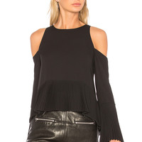 DELFI Kylie Top in Black | REVOLVE