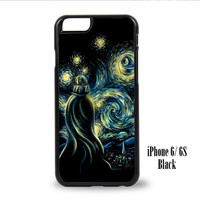 Darth Vader Van Gogh for iPhone 6, iPhone 6s, iPhone 6 Plus, iPhone 6s Plus Case