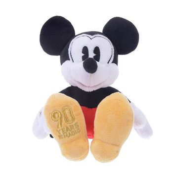 Disney Store Japan 90th 1930 Mickey Mouse Plush New with Tags