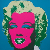 Marilyn #30 (Sunday B. Morning), Silkscreen, Andy Warhol