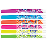 EXPO Washable Dry Erase Markers Assorted Fine Point Pack Of 6 Plus Learning Board by Office Depot & OfficeMax