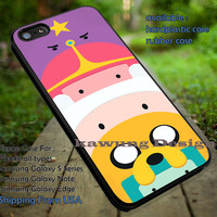 Adventure Time Characters iPhone 6s 6 6s+ 5c 5s Cases Samsung Galaxy s5 s6 Edge+ NOTE 5 4 3 #cartoon #anime #adventuretime dt