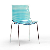 Rippling Water Accent Chair - Set of 2