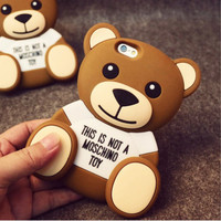 Toy Teddy Bear Phone Case