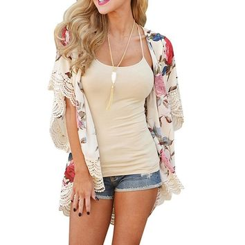 a8ecad2fedcb2 Best Floral Beach Cover Up Products on Wanelo