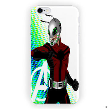 Antman Movie The Heros For iPhone 6 / 6 Plus Case