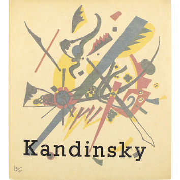 Kandinsky, First Edition