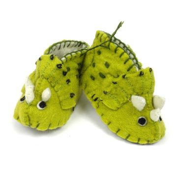 Baby Triceratops- Fair Trade Zooties