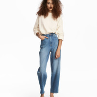 Mom Jeans - from H&M