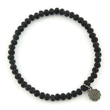 Knoxville Matte Black Bracelet